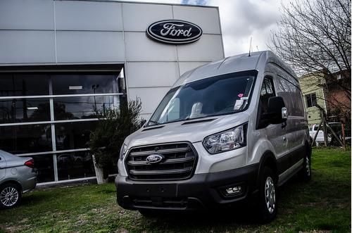 Ford Transit 2.2 Furgon Mediano 350m