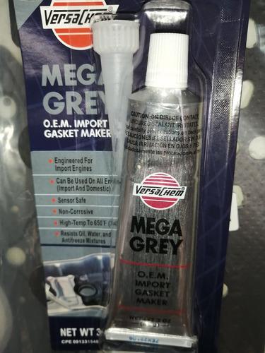Silicon Mega Grey Versachem Original Trokeliado Gris Tiend