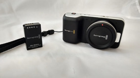 Kit Blackmagic Pocket Cinema Camera - Bmpcc Metabones