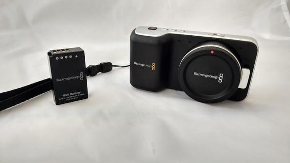 Kit Blackmagic Pocket Cinema Camera - Bmpcc Metabones