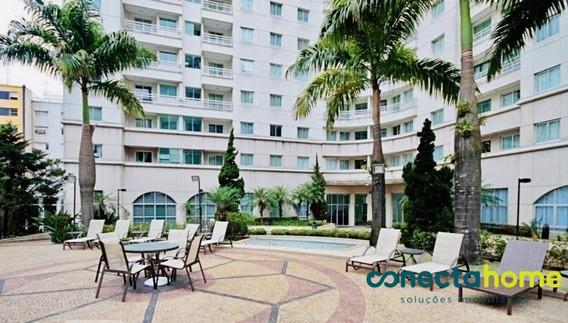 Apartamento Flat De 50 M², 2 Dormitórios E 1 Vaga Na Consolação - Ce1660an