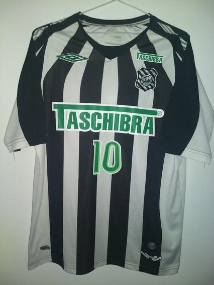 Camiseta De Figueirense De Barsil 2008 Umbro #10 Impecable