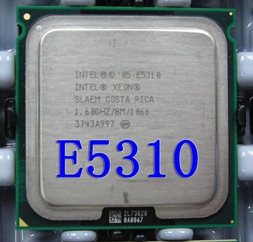 Processador Intel Xeon E5310 1.60ghz 8m Socket Lga771