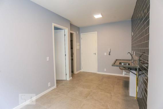 Apartamento Para Aluguel - Santa Cecília, 1 Quarto, 25 - 893010811