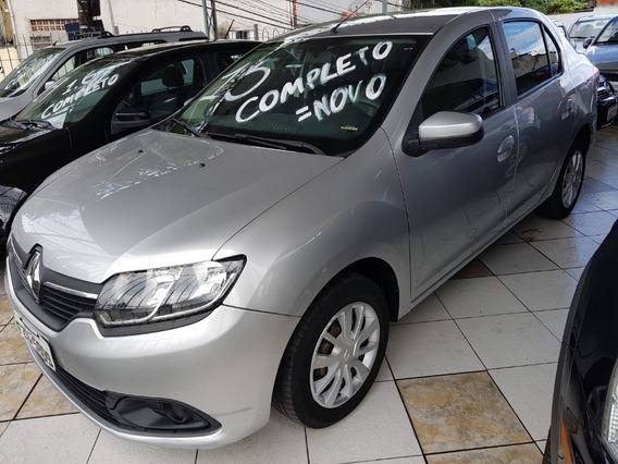 Renault Logan 2015 1.0 16v Authentique Hi-flex 4p