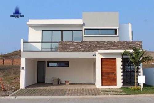 Casa En Venta, Punta Tiburon, Riviera Veracruzana, Veracruz