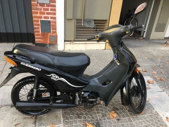 Moto Gerrero Trip G110