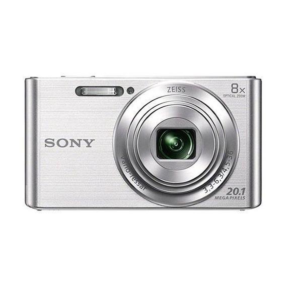 Câmera Digital Sony Dsc-w830 | Zoom Optico 8x | 20.1 Mp