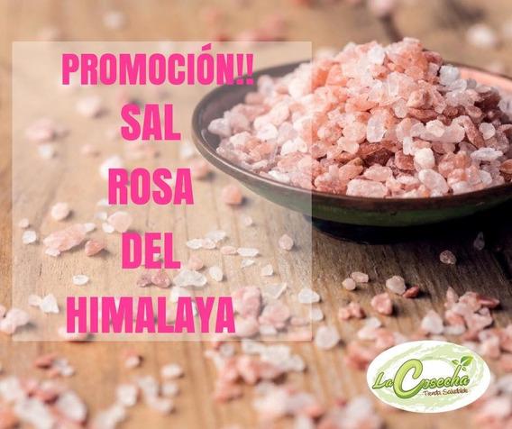 Sal Rosada Del Himalaya - Pregunta Por Nuestra Promoción!!