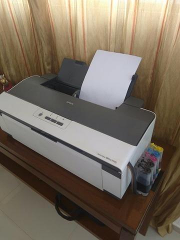 Impressora Epson T1110 Sublimática Revisada