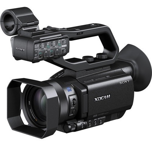 Filmadora Compacta Profissional Xdcam Sony Pxw-x70