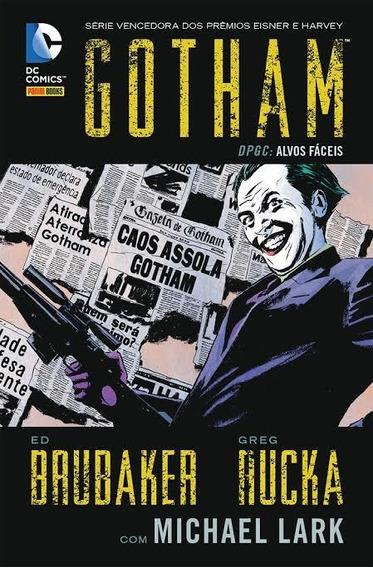 Gotham Dpgc Alvos Fáceis