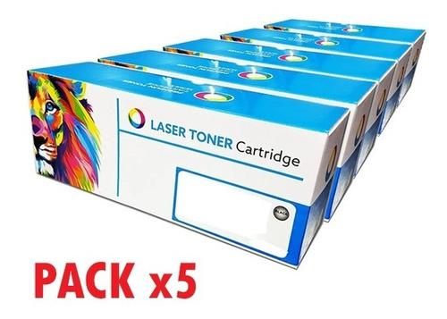 Toner Alternativo Cf283a 283a M127 M127f M201 M225 (pack X5)