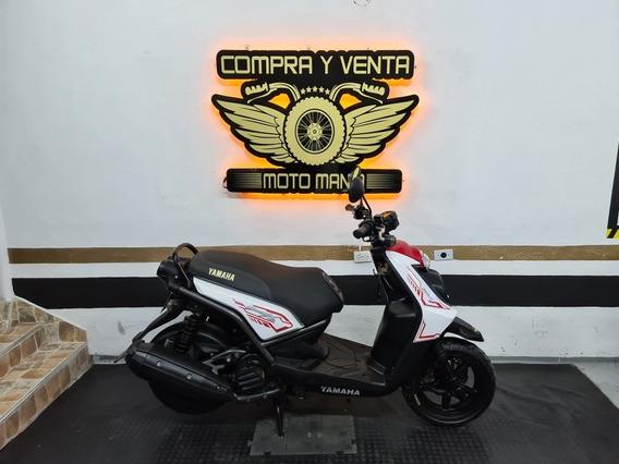 Yamaha Bws X Mod 2015 Al Día Traspaso Incluido