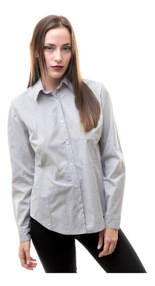 Vestido Camisola Rayadas En 5 Talles Axioma
