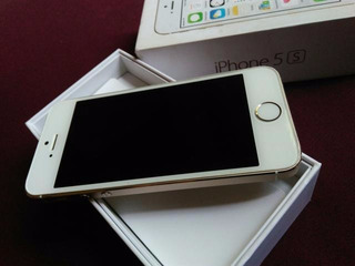 iPhone 5s Dourado 16gb Original - Completo - Ótimo Estado