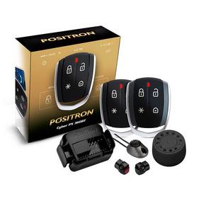 Alarme Automotivo Pósitron Cyber Px360 Bt C/ Presença E Blue