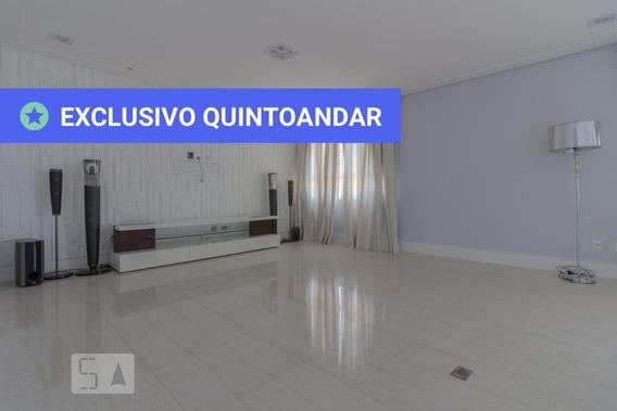 Apartamento No 5º Andar Mobiliado Com 4 Dormitórios E 3 Garagens - Id: 892969832 - 269832