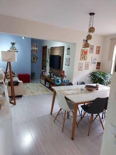 Imagem 1 de 30 de Apartamento Com 3 Dormitórios À Venda, 90 M² Por R$ 600.000,00 - Campo Belo - São Paulo/sp - Ap13219