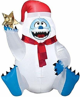 Inflable Navideño Bumble Airblown Inflatable