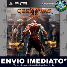 God Of War 2 Ps3 Midia Digital Pronta Entrega