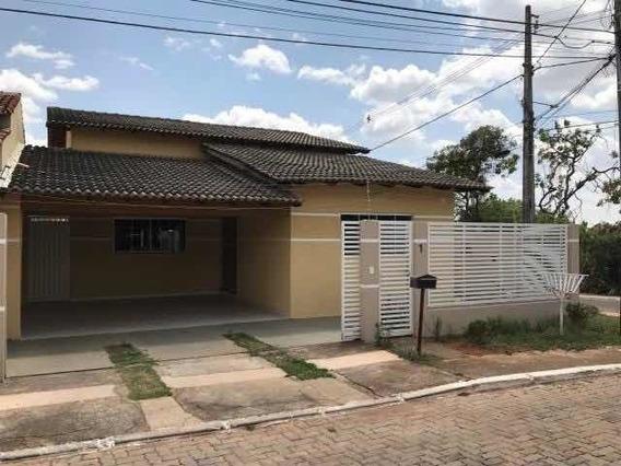 Casa De 3 Qtos (2 Suítes) No Condomínio Fraternidade