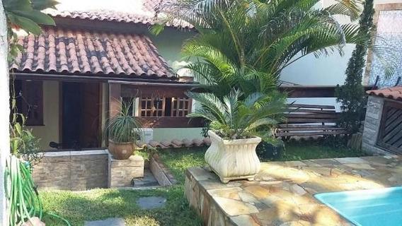 Casa Em Badu, Niterói/rj De 140m² 4 Quartos À Venda Por R$ 600.000,00 - Ca244023