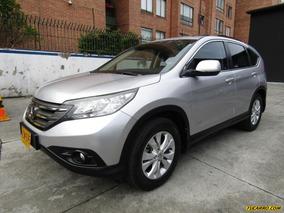 Honda Cr-v Ex-l At 4x4 Ct