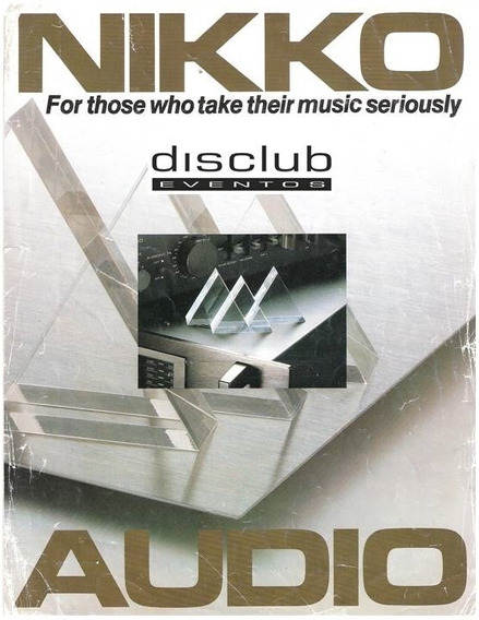 Catalogo Nikko Audio Hi-fi 1980 Japon 06 Pag En Ingles (pdf)