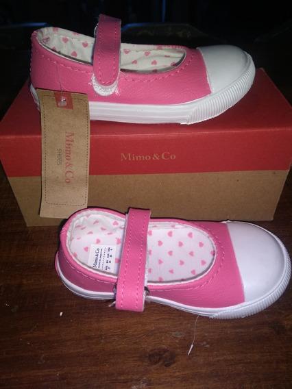 Zapatos Mimo Nena Talle 21 Nuevos! Oferta