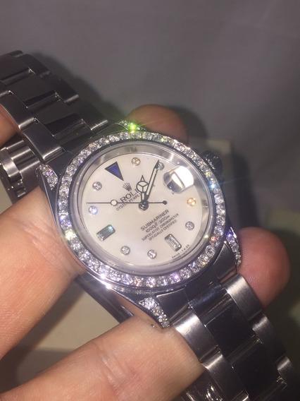 Rolex Submariner Diamantes Carat Madre Perla Automático $$$$