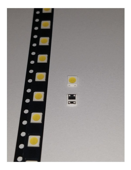 Kit 200 Leds Wooree 3535 6v 2w - Led Smd Tv Backlight