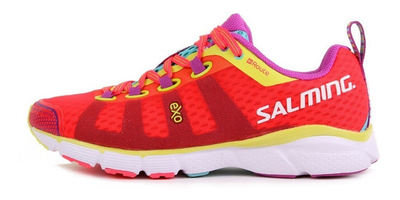 Zapatillas Running Correr Salming Enroute Women Mujer