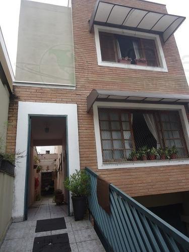 Casa Sobrado Para Venda, 3 Dormitório(s), 226.0m² - 4502