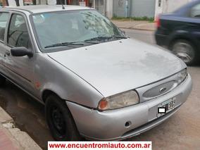 Ford Fiesta Cl Diesel Base Super Economico Emapart