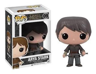 Pop Game Of Thrones (vinyl): Arya Stark - Nuevo - Funko
