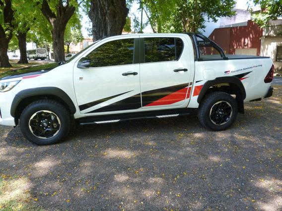 Toyota Hilux Gazoo 4x4 2.8 Tdi Automatica Edicion Limitada !