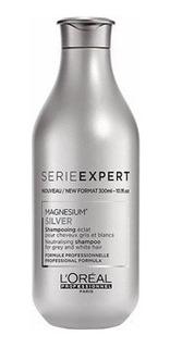 Shampoo Silver Loreal 300 Mililitros Nuevo