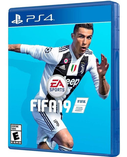 Fifa 19 Ps4. Físico Y Sellado. Nuevo Modo: Champions League
