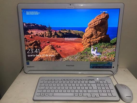 Computador Positivo Union 4gb De Ram, 1000gb De Hd 23.6