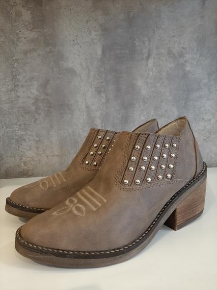 Zapato Cuero Charrito Lucerna
