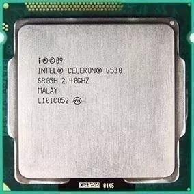 Processador Intel G530 2.4ghz Usado