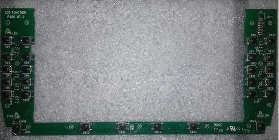 Placa Microchaves Do Display Korg Pa50 Pa50sd