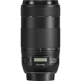 Lente Canon Ef 70-300mm F/4-5.6 Is Ii Nano Usm