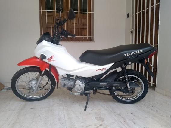 Honda Pop 110i Branca