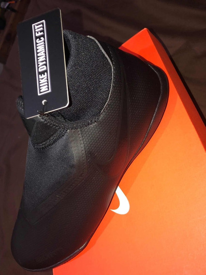 Nike Dynamic Fit Negros Fut Pasto Sintético 25 Cm. $1999