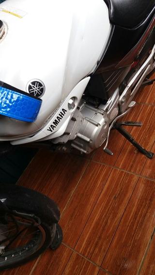 Moto Yamaha Ybr 125 2013 Al Dia