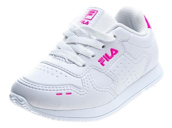 Fila Zapatillas Lifestyle Niña Inf Classic 92 Blanco