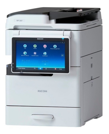 Multifuncional Ricoh Mp305 Spf
