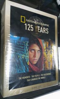 Set 10 Discos Coleccion De Los 125 Años De National Geograp